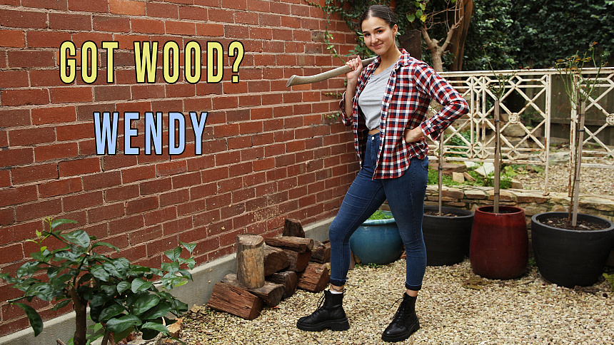 Girls out West Wendy - Got Wood?  GAW  Siterip 1080p wmv HD Siterip RIP