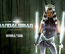 VrCosplayX STAR WARS The Mandalorian: Ahsoka Tano A XXX Parody VR Porn Video  WEB-DL VR  2060p Binaural