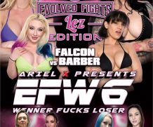 EFW6: Winner Fuck Loser – Lez Edition DVD Release  [DVD.RIP. H.264 Production Year 2019]