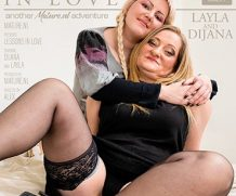 MATURE.NL 27 year old Dijana needs lesbian experience from matue Layla  [SITERIP VIDEO 2020 hd wmv 1920×1200]