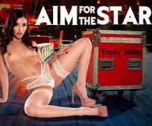 Badoink VR Aim For The Stars  VR Porn Video  WEB-DL VR  2060p Binaural