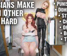 MANYVIDS RoxyCox in Lesbians Ahegao Bondage & Imposed Orgasm  Video Clip WEB-DL 1080 mp4