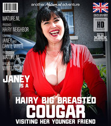 MATURE.NL Hairy big breasted Janey is ready for a steamy adventure  [SITERIP VIDEO 2020 hd wmv 1920x1200] Siterip RIP