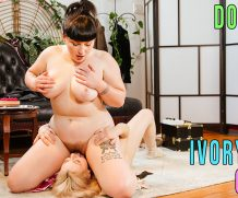 Girls out West Ginny & Ivory – Door To Door  GAW  Siterip 1080p wmv HD
