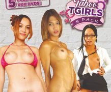 Taboo TGirls 5 Pack DVD Release  [DVD.RIP. H.264 Production Year 2019]