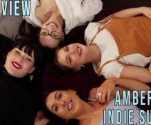 Girls out West Amber Rose, Indie Summer & Isha – Interview  GAW  Siterip 1080p wmv HD