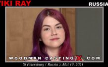 WoodmancastingX.com Viki Ray Release: 28:21  WEB-DL Mutimirror h.264 DVX