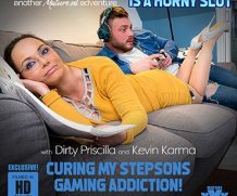 MATURE.NL Horny MILF tries to cure her stepsons gaming addiction  [SITERIP VIDEO 2020 hd wmv 1920×1200]