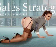 Badoink VR Sales Strategy VR Porn Video  WEB-DL VR  2060p Binaural