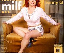 MATURE.NL Shaved redhead MILF Sunny Q is getting frisky  [SITERIP VIDEO 2020 hd wmv 1920×1200]