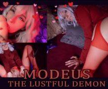 MANYVIDS pitykitty in Modeus Helltaker) Lustful Demon  Video Clip WEB-DL 1080 mp4