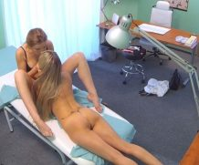 Fake Hospital Naughty nurse gets her pussy licked by blonde bombshell ft – FakeHub.com  [HD VIDEO 720p Siterip mp4