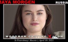WoodmancastingX.com Maya Morgen Release: 39:14  WEB-DL Mutimirror h.264 DVX