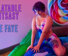 Girls out West Zoe Faye – Inflatable Fantasy  GAW  Siterip 1080p wmv HD