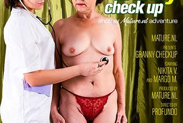 MATURE.NL a 32 year old lesbian gynaecologist is having a granny checkup  [SITERIP VIDEO 2020 hd wmv 1920×1200]