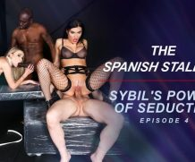 Famedigital The Spanish Stallion: Sybils Power of Seduction – Episode 4  Siterip Video 1080p wmv