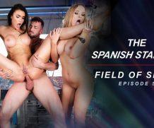 Famedigital The Spanish Stallion: Field of Sluts – Scene 5  Siterip Video 1080p wmv