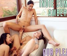 Girls out West Amber, Indie & Isha – Our Pleasure  GAW  Siterip 1080p wmv HD