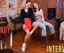 Girls out West Olive G & Wendy – Interview  GAW  Siterip 1080p wmv HD