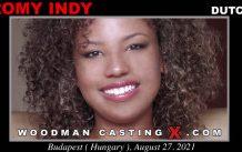 WoodmancastingX.com Romy Indy Release: 30:00  WEB-DL Mutimirror h.264 DVX