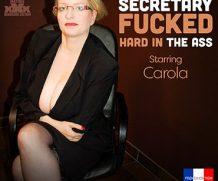 MATURE.NL Pierced mature secretary is getting a hard anal fuck  [SITERIP VIDEO 2020 hd wmv 1920×1200]