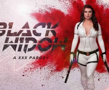 VrCosplayX The Black Widow A XXX Parody VR Porn Video  WEB-DL VR  2060p Binaural