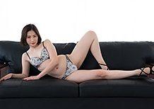 Legsjapan Haruka Suzuno Black Dress  WEBRIP Video h.265 Multimirror