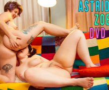 Girls out West Astrid Love & Zoe Faye – DVD Night  GAW  Siterip 1080p wmv HD
