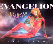 VrCosplayX Evangelion: Asuka 2 A XXX Parody  VR Porn Video  WEB-DL VR  2060p Binaural