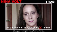 WoodmancastingX.com Nina Volt Release: 17:51  WEB-DL Mutimirror h.264 DVX Siterip RIP