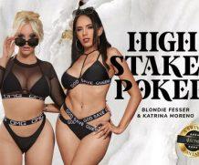 Badoink VR High Stakes Poker  VR Porn Video  WEB-DL VR  2060p Binaural