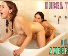 Girls out West Amber Rose & Olive G – Hubba Tubba  GAW  Siterip 1080p wmv HD