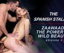 Famedigital The Spanish Stallion: Zaawaadi The Power Of Wild Beauty  – Episode 3  Siterip Video 1080p wmv