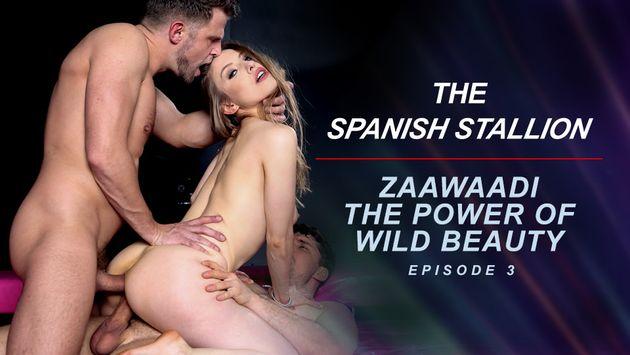 Famedigital The Spanish Stallion: Zaawaadi The Power Of Wild Beauty  - Episode 3  Siterip Video 1080p wmv Siterip RIP