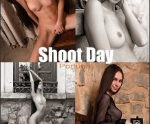 MPLSTUDIOS Leona Mia Shoot Day: Portugal  Picset Siterip