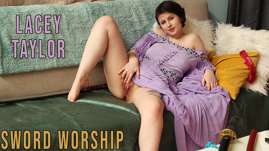 Girls out West Lacey Taylor - Sword Worship  GAW  Siterip 1080p wmv HD Siterip RIP