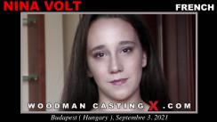 WoodmancastingX.com Nina Volt Release: 1:29:10  WEB-DL Mutimirror h.264 DVX