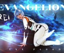 VrCosplayX Rei Ayanami A XXX Parody VR Porn Video  WEB-DL VR  2060p Binaural