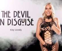 Badoink VR The Devil In Disguise VR Porn Video  WEB-DL VR  2060p Binaural