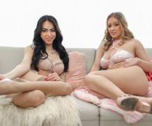 Transsexualangel Larissa Leite in Barbara Perez, Larissa Leite  Siterip 1080p h.264 Video FameNetwork