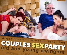 MATURE.NL Old and young swingers have a couples sexparty  [SITERIP VIDEO 2020 hd wmv 1920×1200]