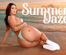Badoink VR Summer Daze VR Porn Video  WEB-DL VR  2060p Binaural