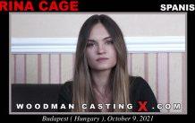 WoodmancastingX.com Irina Cage – Casting X Release: 32:59  WEB-DL Mutimirror h.264 DVX