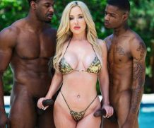 EvilAngel Savannah Bond Beach Bikini Slut Sc. 3  HD VIDEO Siterip 1080p HD
