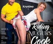 MATURE.NL Mature Krystina is riding Mugur's Cock  [SITERIP VIDEO 2020 hd wmv 1920×1200]