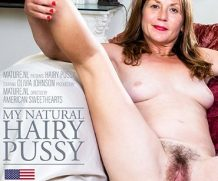 MATURE.NL Mature Olivia Johnson has a natural hairy pussy  [SITERIP VIDEO 2020 hd wmv 1920×1200]