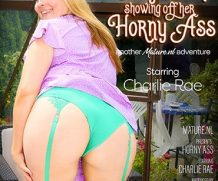 MATURE.NL Checking out the hot ass from sexy mom Charlie Rae  [SITERIP VIDEO 2020 hd wmv 1920×1200]