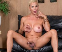 TGirl40 My Lady Love Pleasures On The Couch!  Shemale XXX WEB-DL Groobynetwork